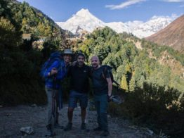 Manaslu Trek with Himalayan Holyland Treks