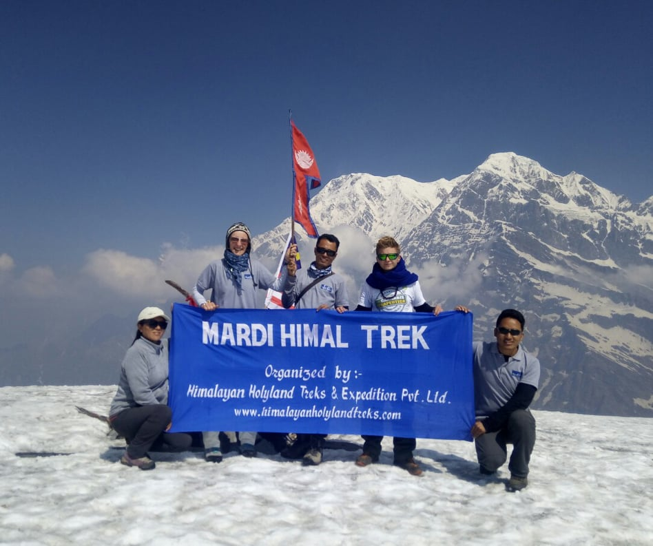 Mardi Himal Trek – 09 Days