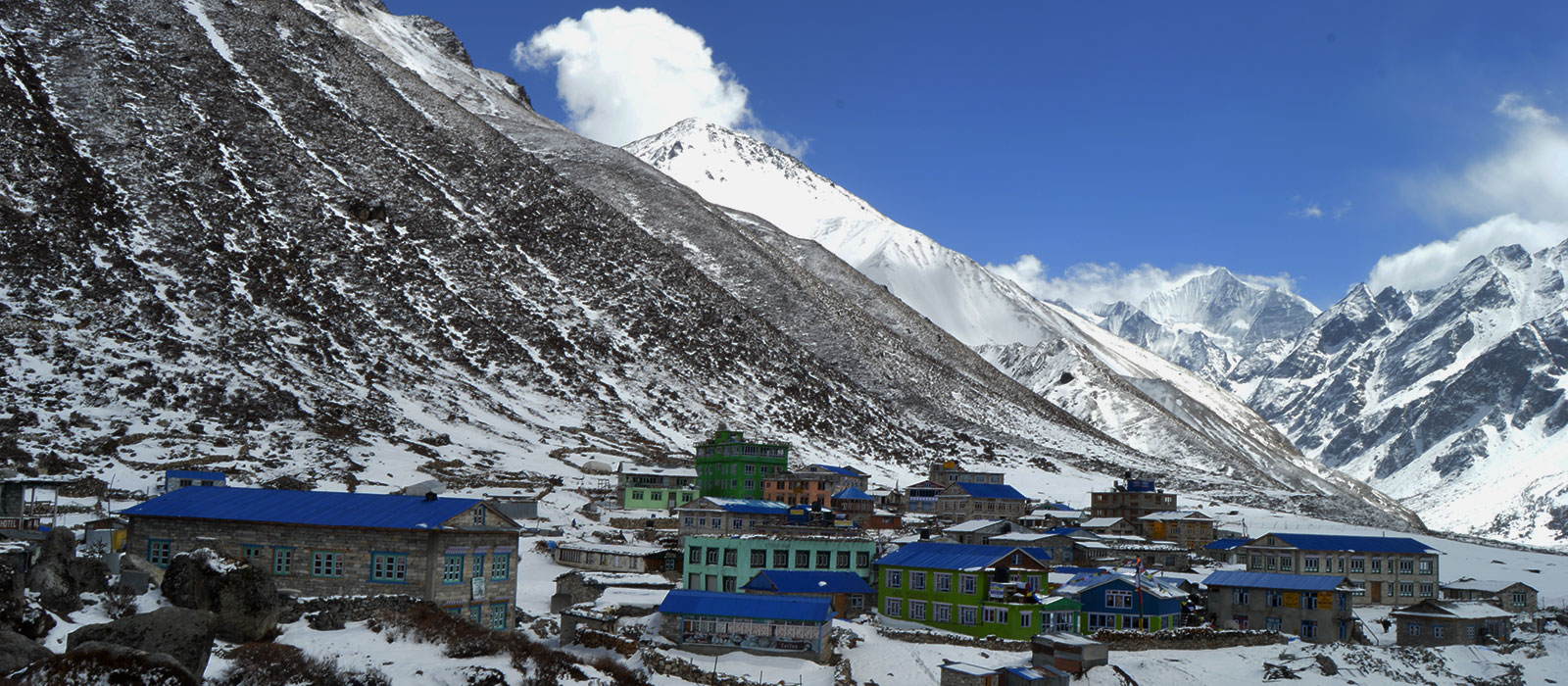 Langtang Valley Trek-08 Days