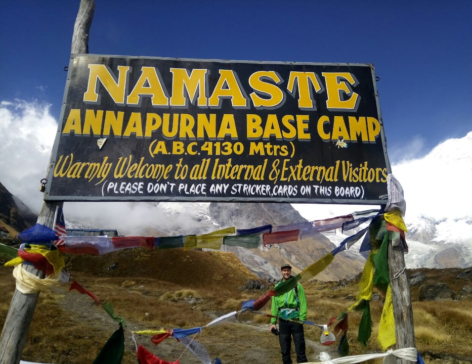 Annapurna Base Camp Trek – 09 Days
