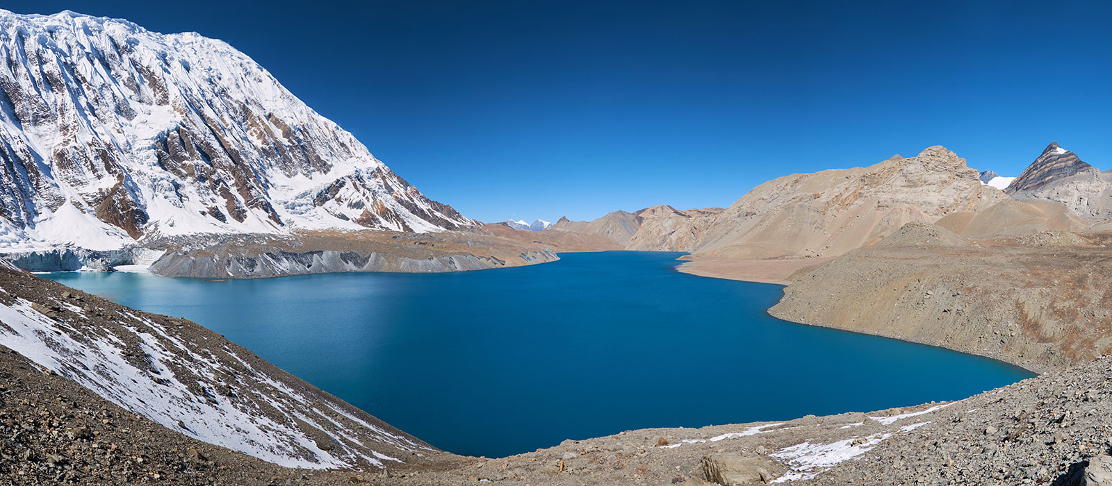 Annapurna Circuit & Tilicho Lake Trek