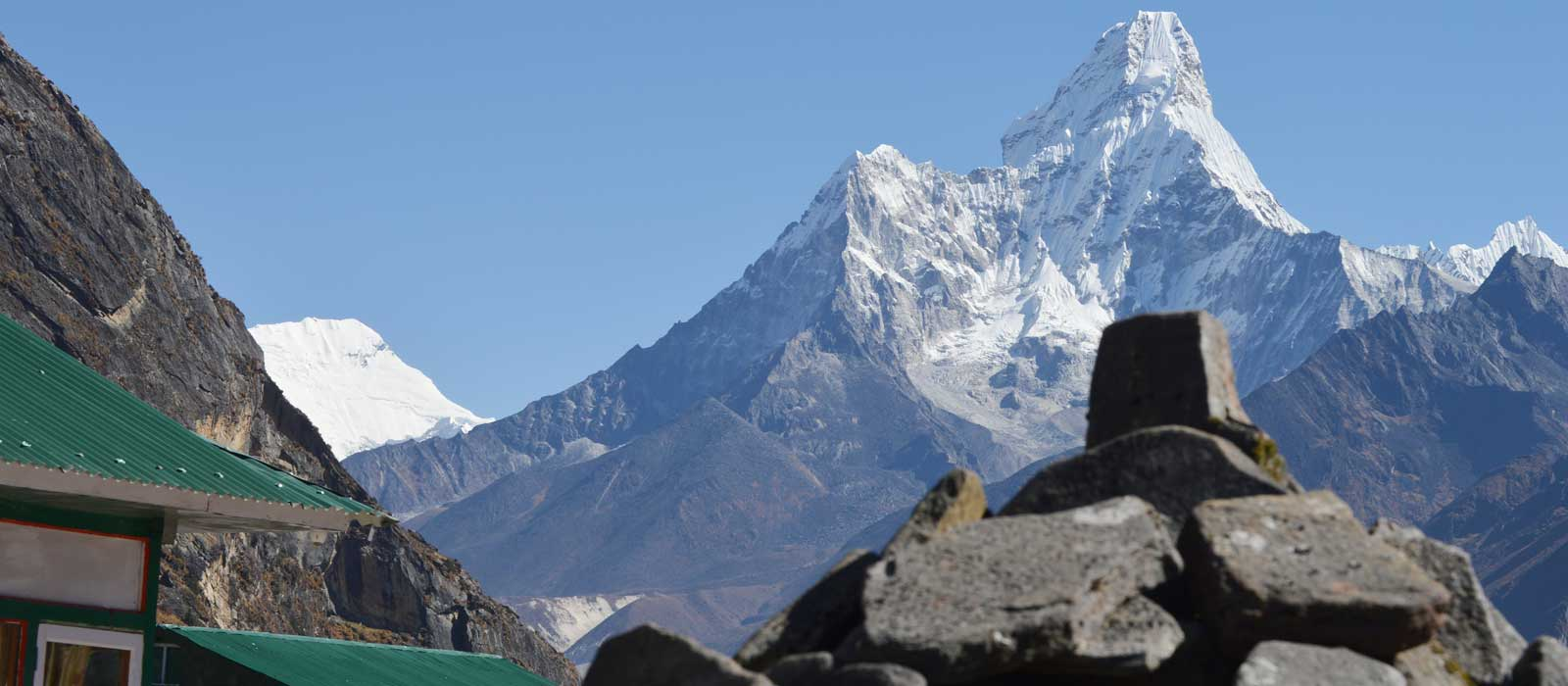 Salleri to Everest Base Camp Trek-20 Days
