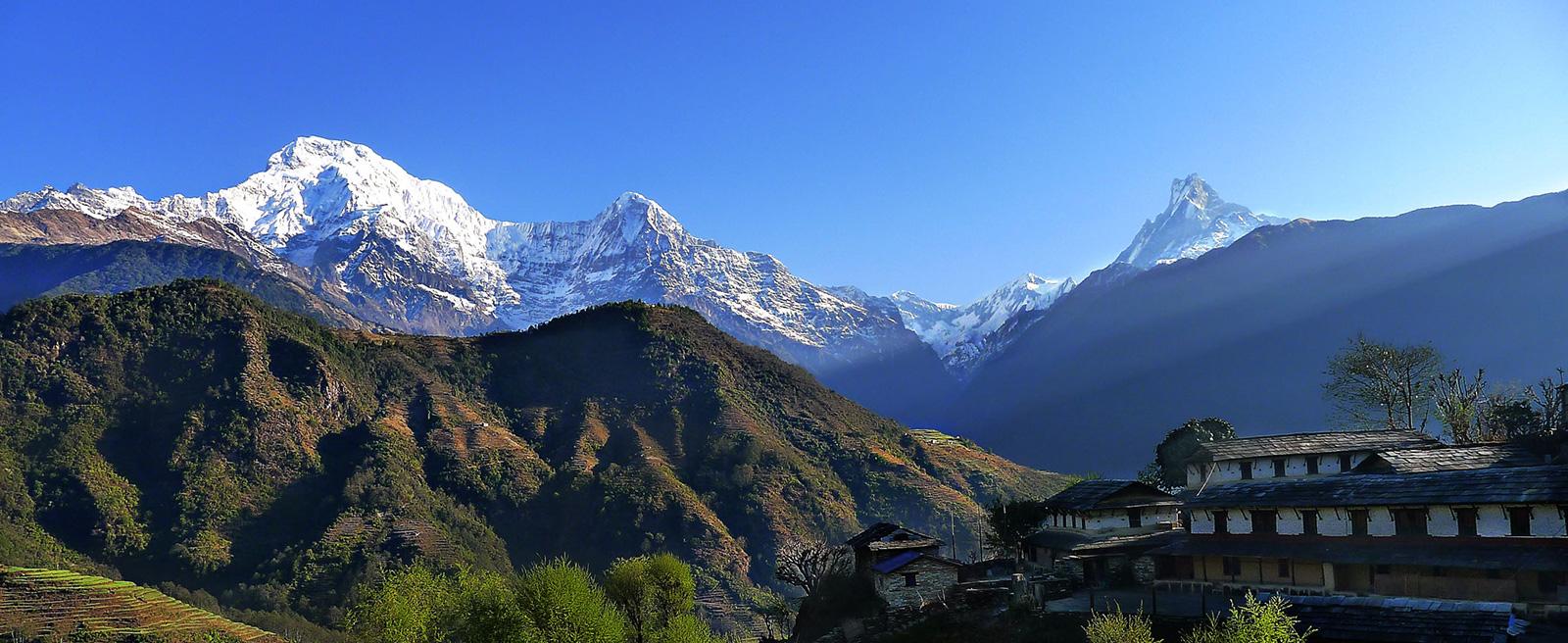 Annapurna Base Camp Trek-12 Days
