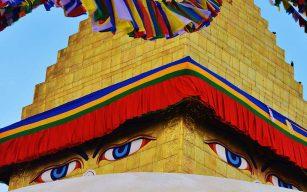 Bauddhanath-Buddha-eye
