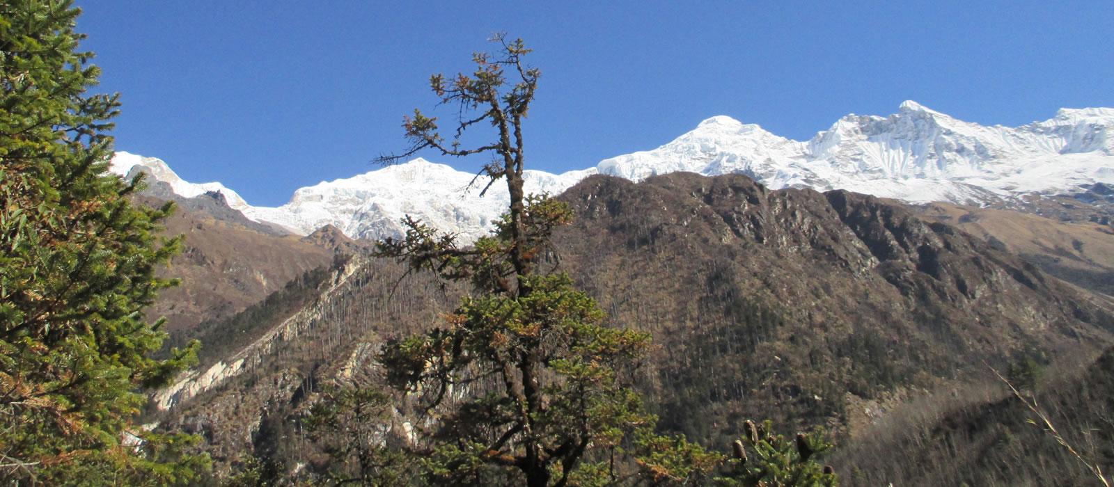 Ganesh Himal Ruby Valley Trekking