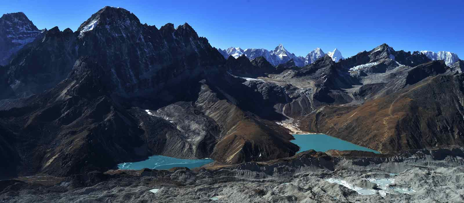 Gokyo Valley Trek – 14 Days