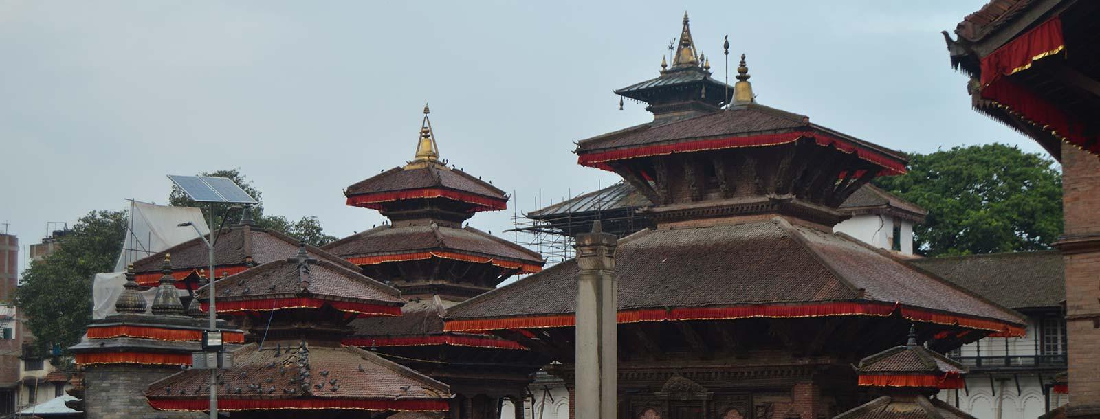 Kathmandu Exploring by Rickshaw-01 Day