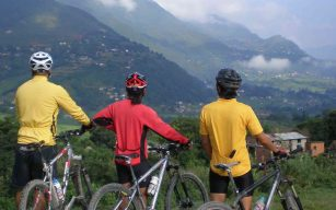 Kathmandu Valley Cycling