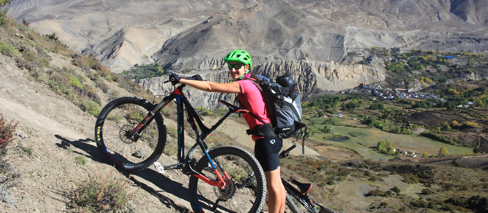 Pokhara Muktinath Cycling Tour