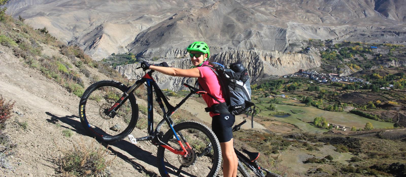 Pokhara Muktinath Cycling Tour