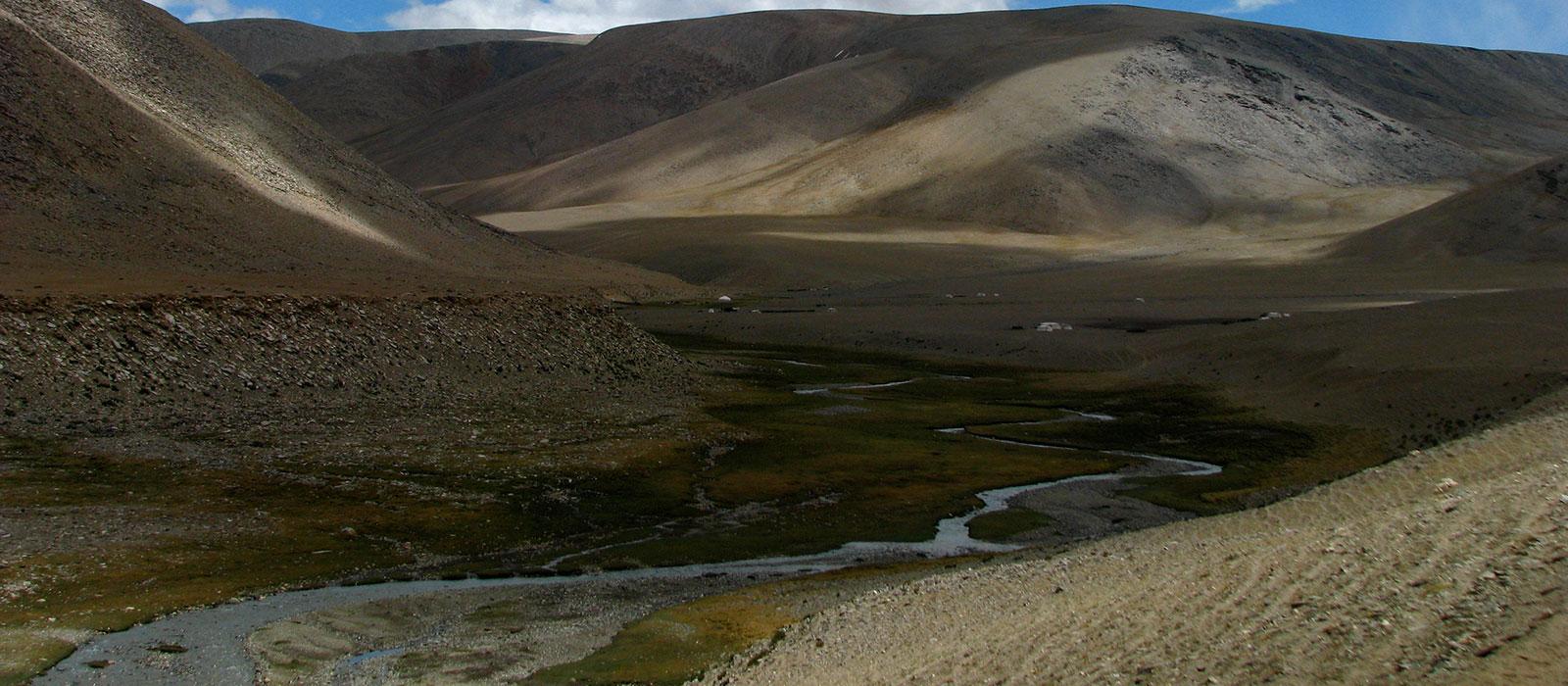 India Ladakh Trek