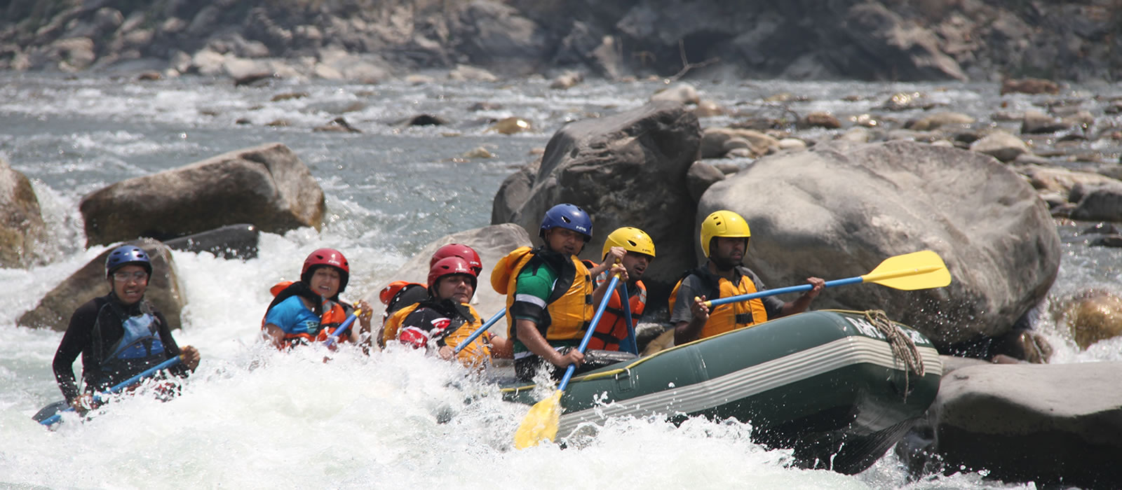 Bhotekoshi River Rafting-2 Days