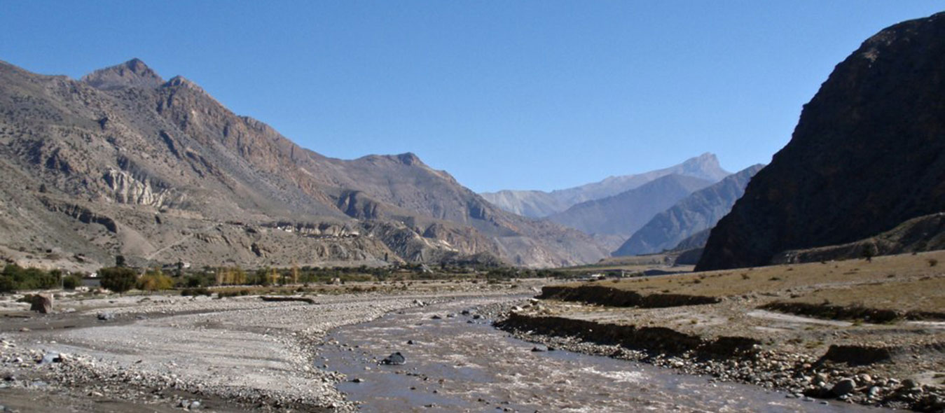 Kali Gandaki Valley Trek