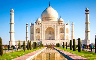 India Taj Mahal Tour