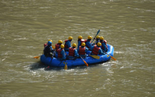 Trisuli River Rafting - 2 days