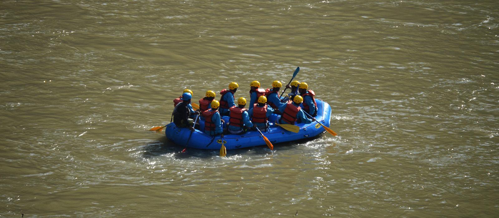 Trisuli River Rafting - 2 days