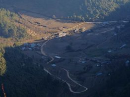 Chandragiri-Chitlang-View