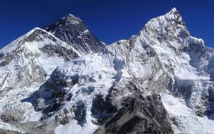 Everest Base Camp weather and temperature
