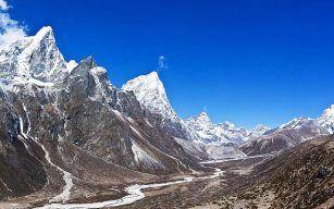 Everest base camp trek journey